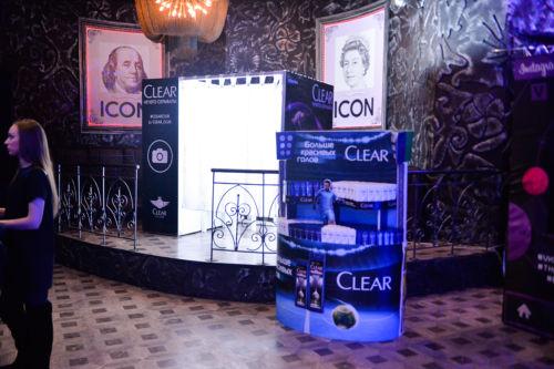 Промо-акция бренда «CLEAR»