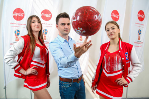 Акция для Х5 Retail Group от Coca-Cola
